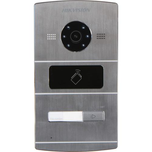 Hikvision DS-KV8102-IM 1-Channel Outdoor Video Intercom Door Station
