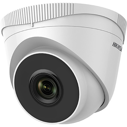 Hikvision 2MP Outdoor EXIR Network Turret Camera with 4mm Fixed Lens