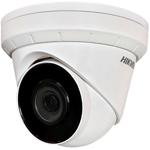 Hikvision ECI-T24F2 4MP Outdoor Network Turret Camera with Night Vision & 2.8mm Lens
