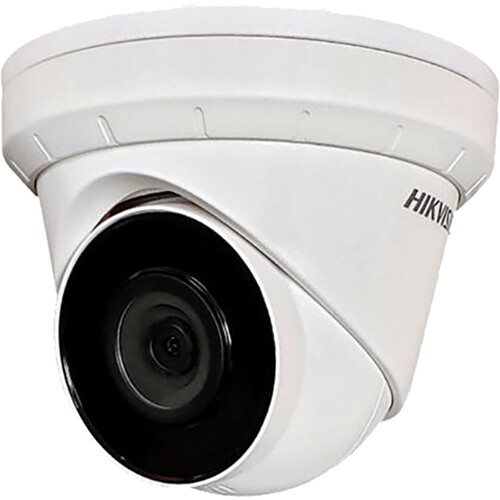 Hikvision ECI-T24F6 4MP Outdoor Network Turret Camera with Night Vision & 6mm Lens