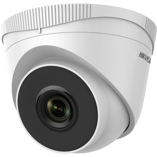 Hikvision 2MP Outdoor EXIR Network Turret Camera with 2.8-12mm Motorized Lens