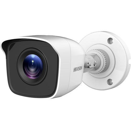Hikvision ECT-B12F6 TurboHD 2MP Outdoor Analog HD Bullet Camera with Night Vision and 6mm Lens