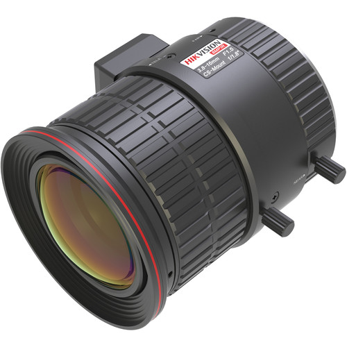 Hikvision HV3816D-8MPIR CS-Mount 3.8-16mm Varifocal Lens