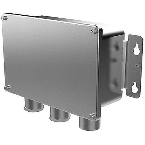 Hikvision Bracket Junction Box for DS-2CD6626DS-IZHS Network Camera (Stainless Steel)