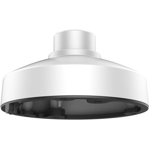 Hikvision PC130TB Pendant Cap for DS-2CE55, DS-2CE56, and DS-2CD23 Series Cameras (Black)