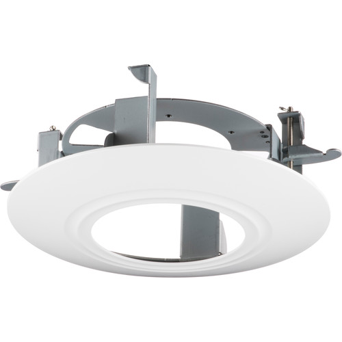 Hikvision RCM-4 In-Ceiling Mount Bracket for Network Dome Cameras (White)