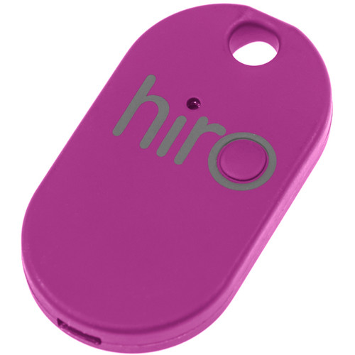 Hiro Bluetooth 4.0 Tracking Device (Pink)