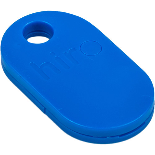 Hiro Bluetooth Tracking Device (Blue)