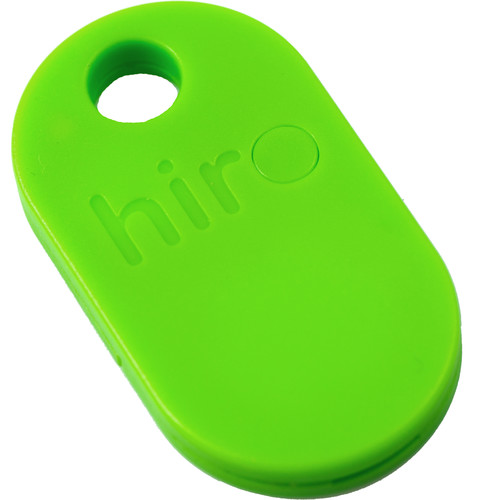 Hiro Bluetooth Tracking Device (Green)
