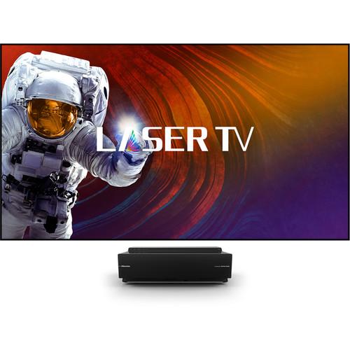 Hisense 100L8D HDR UHD DLP Laser TV System