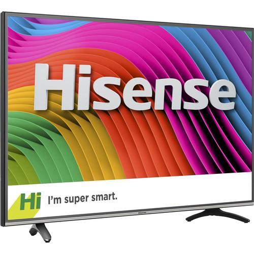 """Hisense H7-Series 43""""-Class UHD Smart LED TV"""