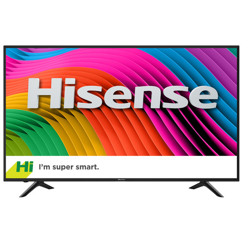 "Hisense H7D-Series 50""-Class HDR UHD Smart LED TV"