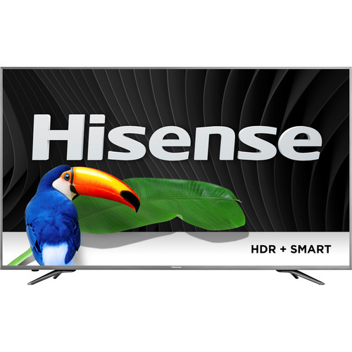 "Hisense H9D Plus-Series 55""-Class HDR UHD Smart ULED TV"