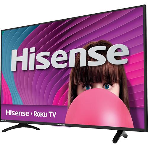 "Hisense H4D-Series 40""-Class FullHD Smart LED TV"