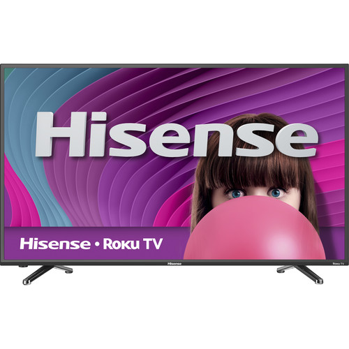 "Hisense H4D-Series 55""-Class Full HD Smart LED TV"