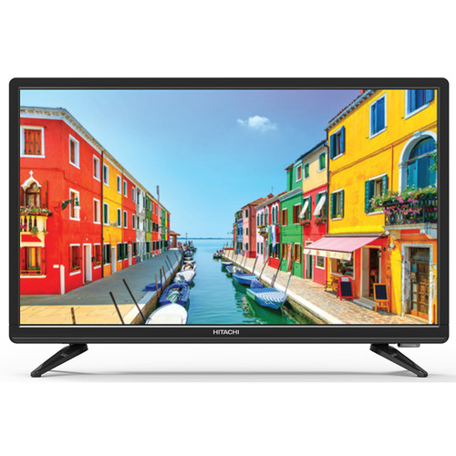 "Hitachi Alpha-Series 22""-Class Full HD LED TV"