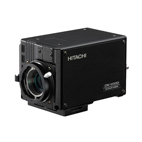 Hitachi DK-H100 Multi-Format Compact HDTV/SD Box Camera