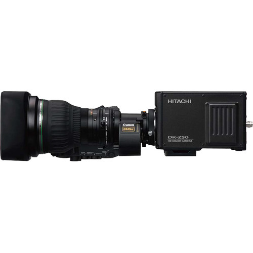 Hitachi DK-Z50 Multi-Format HDTV/SD Box Camera