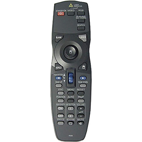 Hitachi HL02196 Replacement Remote Control for CP-WX625 Projector