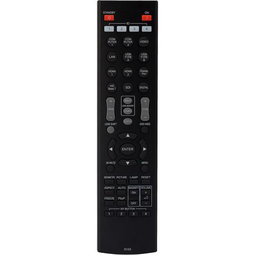 Hitachi HL02805 Replacement Remote Control for Select Hitachi Projectors