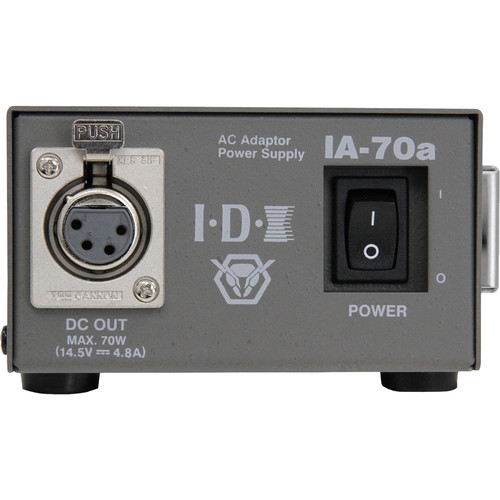 Hitachi IDX Small Heavy Duty A/C Adapter (13.5Vdc/4.4 Amp)