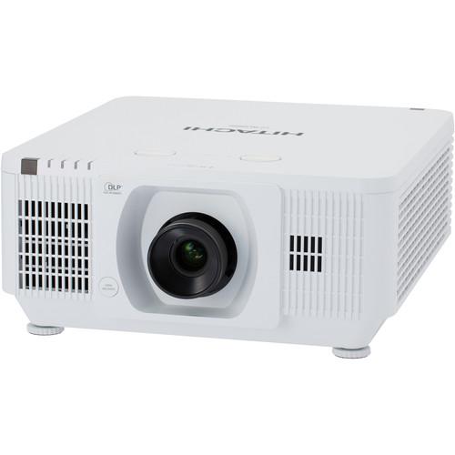 Hitachi LP-WU6600 6000-Lumen WUXGA DLP Laser Projector with ML-64 Long Throw Lens