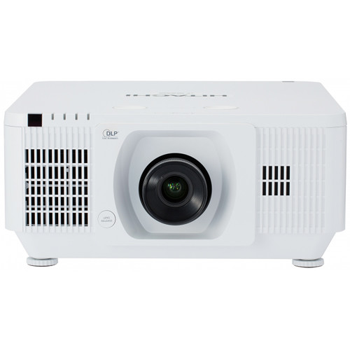 Hitachi LP-WU6600 6000-Lumen WUXGA DLP Laser Projector with SD-63 Standard Lens