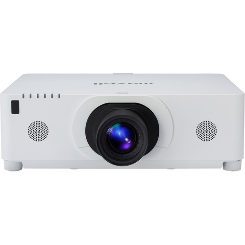 Maxell MCWU8701W WUXGA 7000 Lumen 3LCD Projector (White, Lens Not Included)