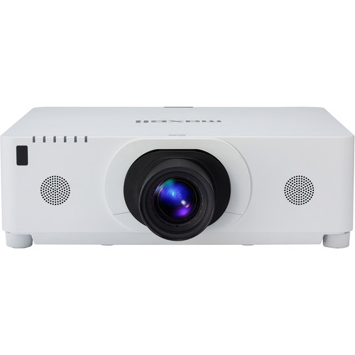 Maxell MCWX8751W WXGA 7500 Lumen 3LCD Projector (White, Lens Not Included)