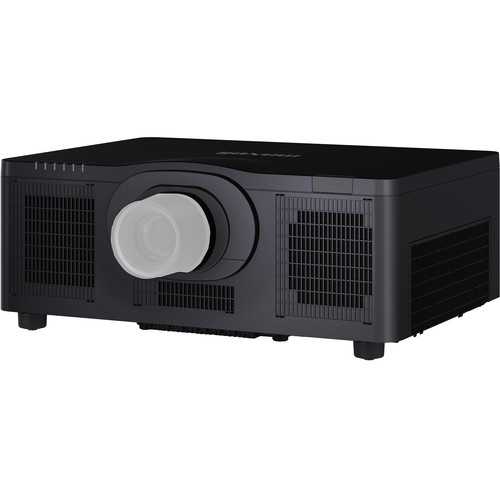 Maxell 3LCD Laser WUXGA 8000 Lumens Projector (Black, Lens Not Included)