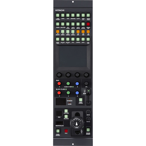Hitachi Touchscreen IP Remote Control Panel with SD Card Slot for Select HDTV Camera Systems
