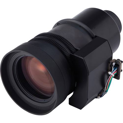 Hitachi 84-142mm f/2.5 Ultra Long Throw Zoom Lens with Motorized Zoom/Focus for CP-WU13K DLP Projector