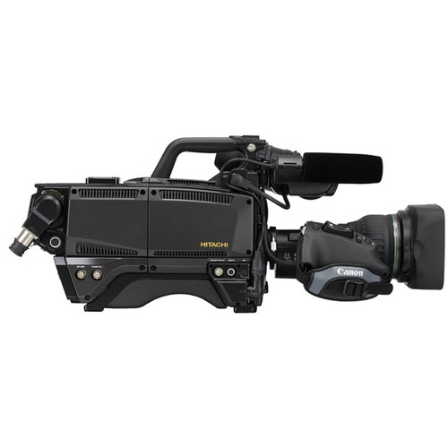 Hitachi Z-HD5000 HDTV Camera Studio Package with Fujifilm XA20sx8.5BRM HDTV lens
