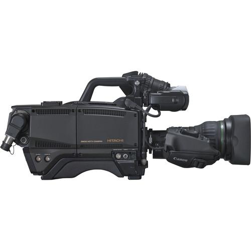 Hitachi Z-HD6000 HDTV Camera Studio Package with Fujinon XA20sx8.5BRM HDTV Lens