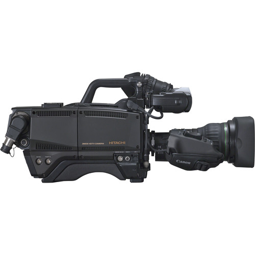 Hitachi Z-HD6000 HDTV Camera Studio Package with Fujinon XA20sx8.5BERM HDTV Lens