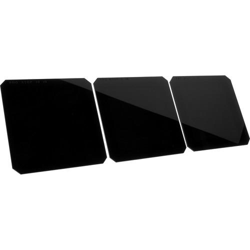 Formatt Hitech 100 x 100mm ProStop IRND Three Filter Kit