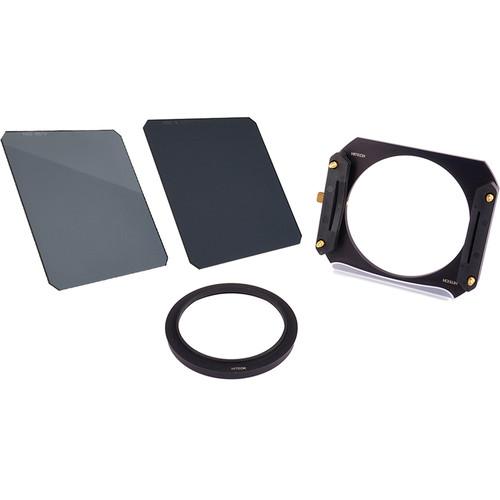 "Formatt Hitech 4 x 4"" Neutral Density Filter Starter Kit with 49mm Adapter Ring"