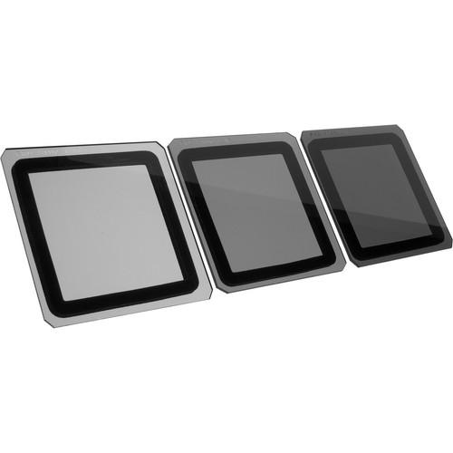 Formatt Hitech 150 x 150mm ProStop IRND Three Filter Kit