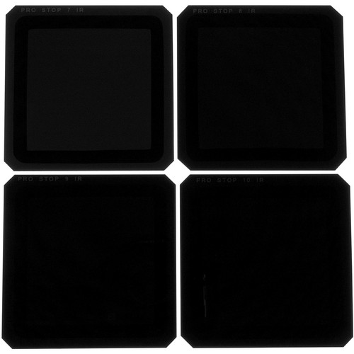 Formatt Hitech 150 x 150mm ProStop IRND Four Filter Kit
