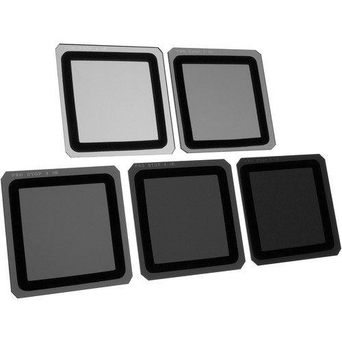 Formatt Hitech 150 x 150mm ProStop IRND Five Filter Kit