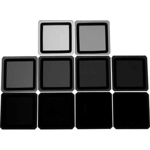 Formatt Hitech 165 x 165mm ProStop IRND Ten Filter Kit
