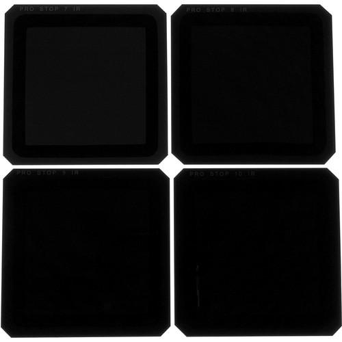 Formatt Hitech 165 x 165mm ProStop IRND Four Filter Kit