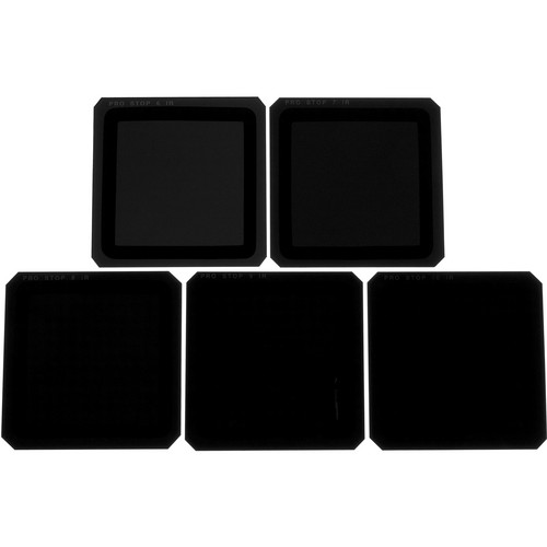 Formatt Hitech 165 x 165mm ProStop IRND Five Filter Kit