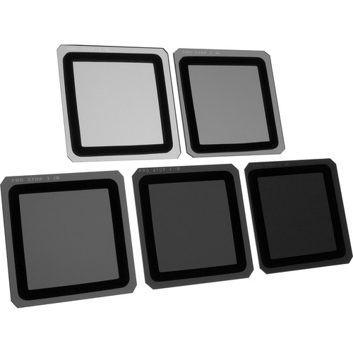 Formatt Hitech 165 x 165mm ProStop IRND Five Filter Kit