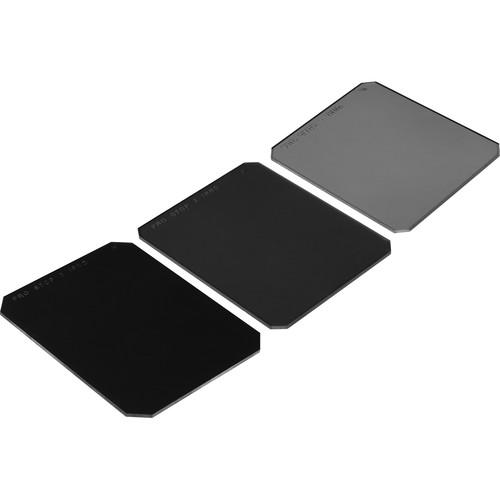 Formatt Hitech 67x85mm ProStop IRND Solid Neutral Density 0.3-0.9 Filter Kit (1 to 3 Stop)