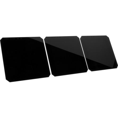 Formatt Hitech 67x85mm ProStop IRND Solid Neutral Density 2.4-3.0 Filter Kit (8 to 10 Stop)