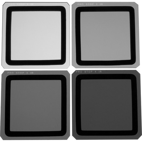 Formatt Hitech 67x85mm Prostop 0.3-1.2 Filter Kit