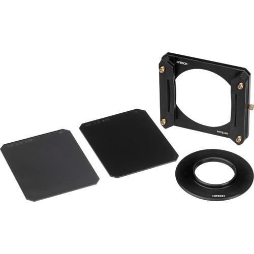 Formatt Hitech 67 x 85mm Neutral Density Filter Starter Kit with 48mm Adapter Ring