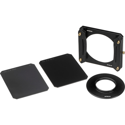 Formatt Hitech 67 x 85mm Neutral Density Filter Starter Kit with 62mm Adapter Ring