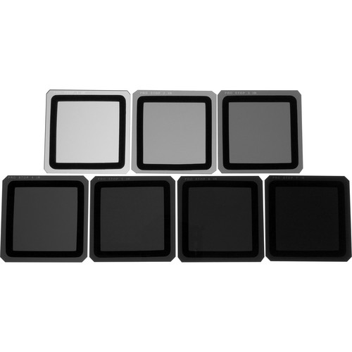 Formatt Hitech 85 x 85mm ProStop IRND Seven Filter Kit